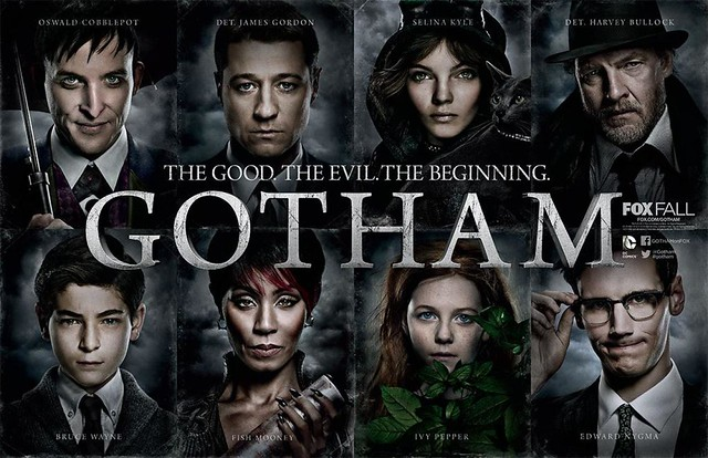 蝙蝠俠出現之前,是誰在打擊犯罪?『蝙蝠俠』前傳影集《高譚市》介紹