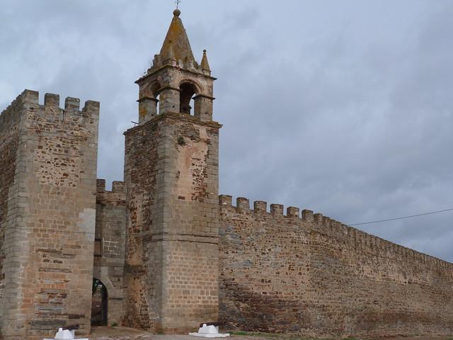 Castillo de Mourao (Alentejo, Portugal)