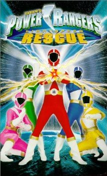 Power Rangers Lightspeed Rescue - Power Rangers: Lightspeed Rescue