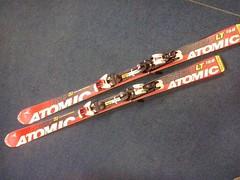 Atomic race LT - titulní fotka