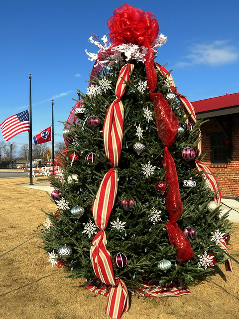 Smyrna, TN 2014 Christmas Tree