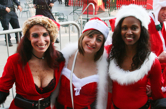 SF Santacon Women