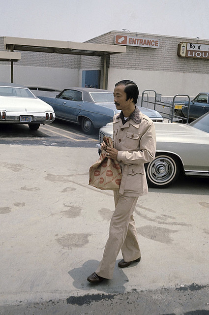 1975 - General Ky Exiled In United States. Tướng Kỳ sống lưu vong tại Hoa Kỳ
