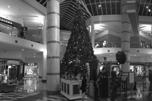 Christmas in the City - Stonestown Mall