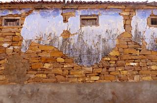 Village wall, Kutch Gujarat
