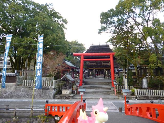 Wurmple in Hitoyoshi, Kumamoto 11 (Aoi-Aso shrine)
