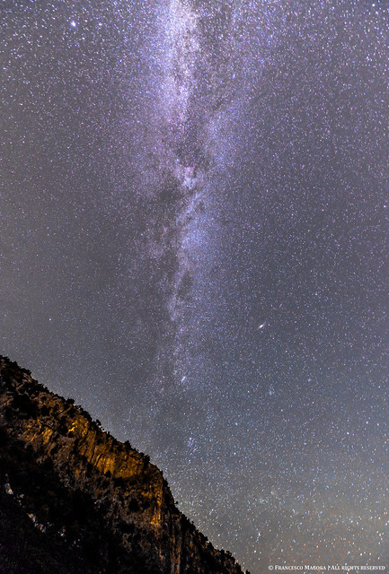 The Summer Milky Way, just like heaven