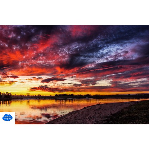 sunset sky clouds square nebraska squareformat holmeslake canon40d iphoneography instagramapp uploaded:by=instagram
