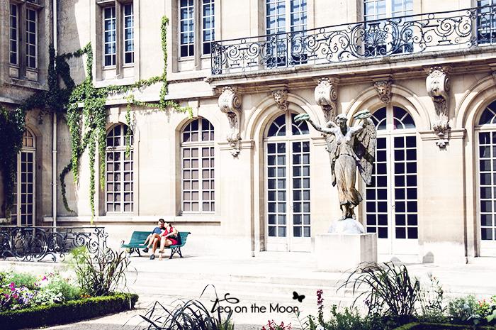 Un paseo por Le Quartier du Marais en Paris