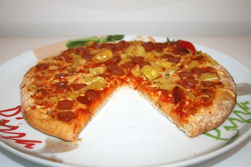 Dr. Oetker Pizza Tradizionale Salame Peperoni