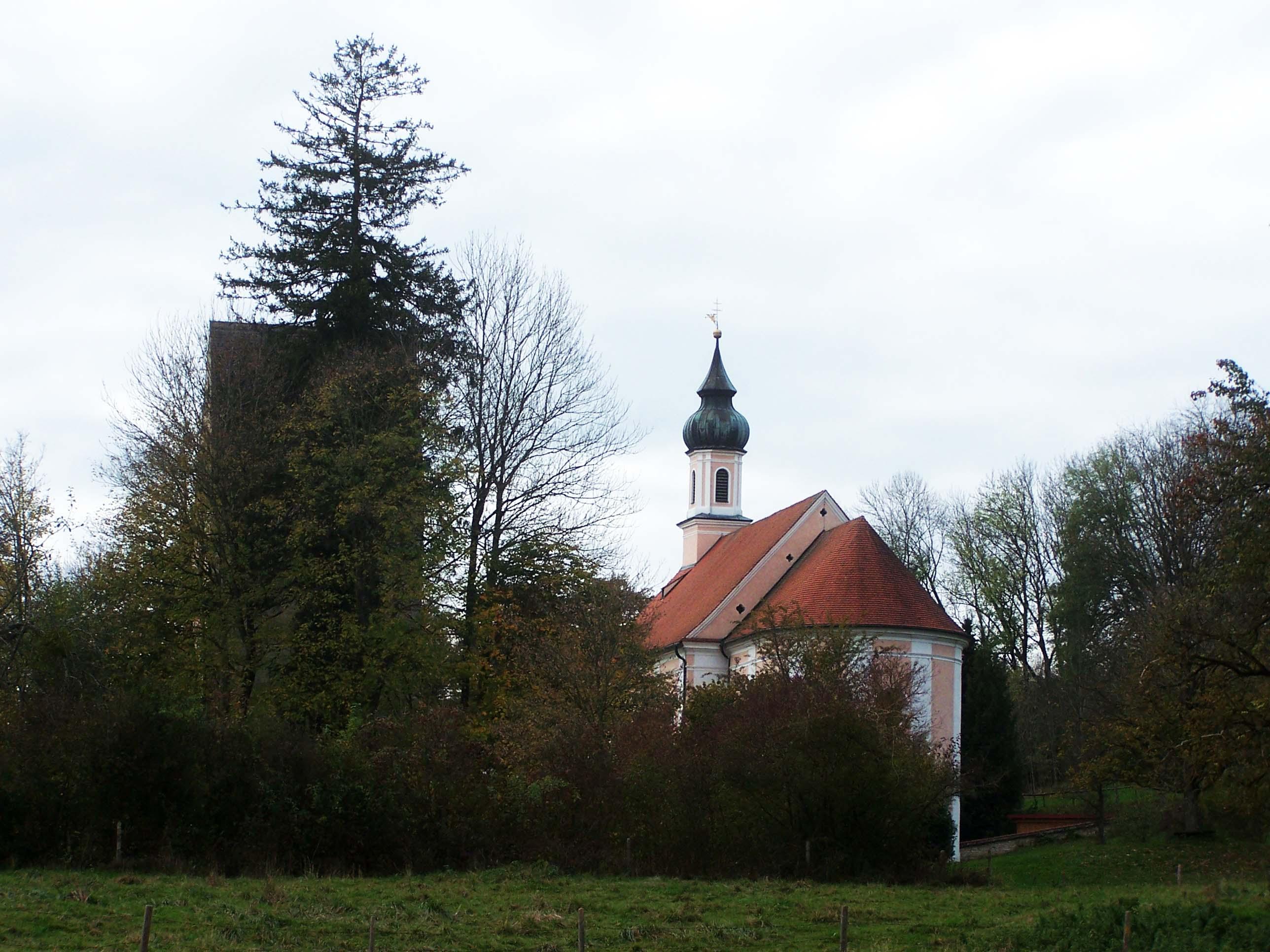 Kloster Wessobrunn mit Grauem Herzog
