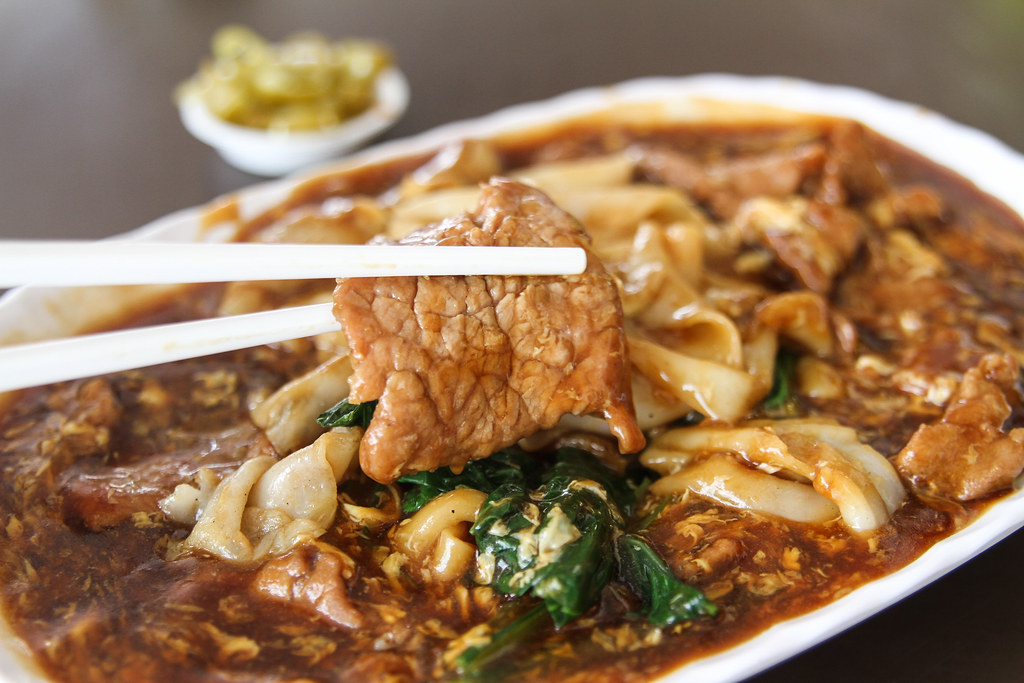 Clementi 448 Market & Food Centre: Kee Hock's Beef Hor Fun
