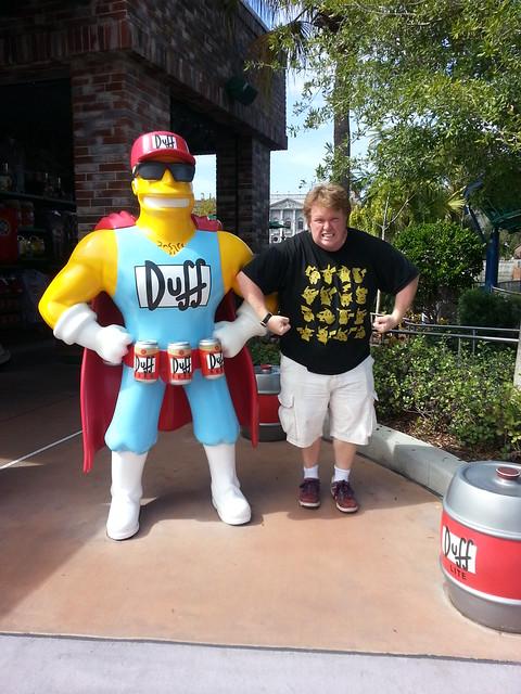 Duff Man!