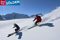 Sölden - zimní sport na nejvyšší úrovni