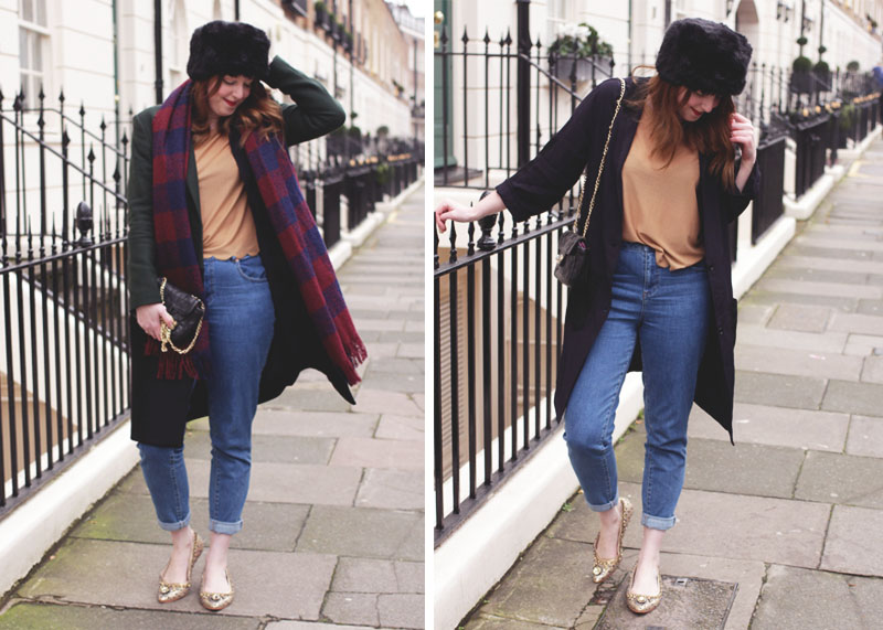 Tartan Scarves and Statement Shoes, Bumpkin Betty