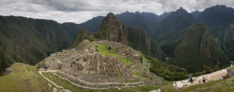 Machu Picchu, Imponente