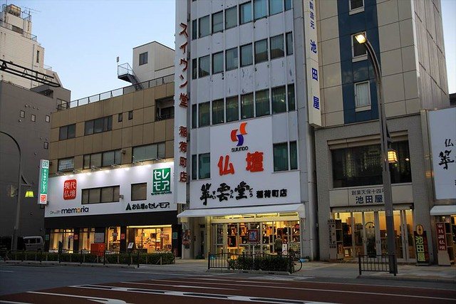 上野-浅草の散歩