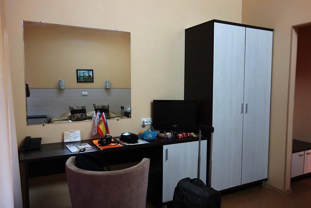 390 - En el hotel Herzen House
