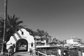 Carnival Inspiration - Catalina Island Via Casino