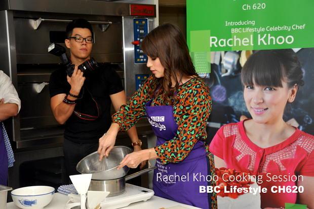 Rachel Khoo BBC Lifestyle CH620 i
