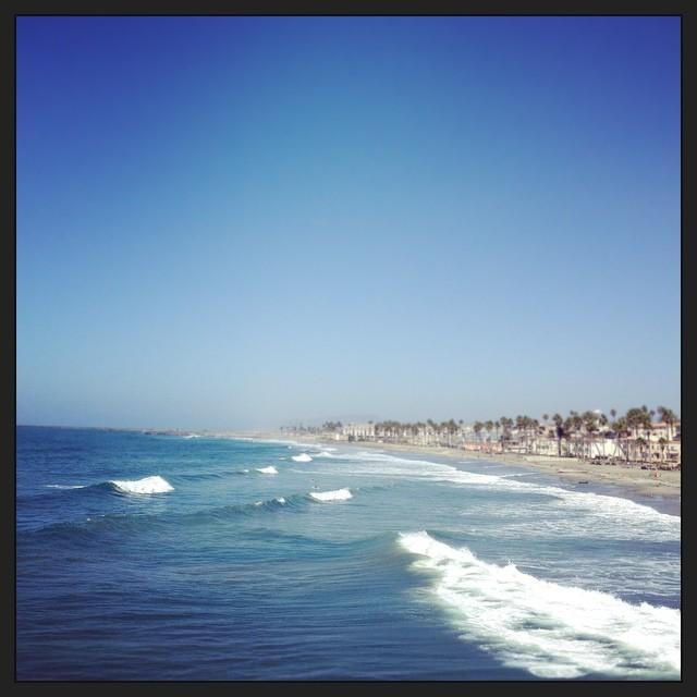 The most photogenic day ever. #oceanside #taralovesadventure