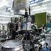 Robotics Meet X-ray Lasers in Cutting-edge Biology Studies