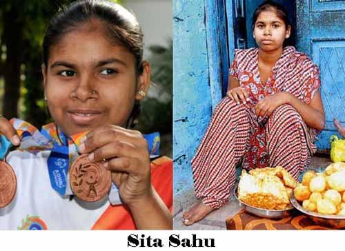 Sita Sahu Indian Sports