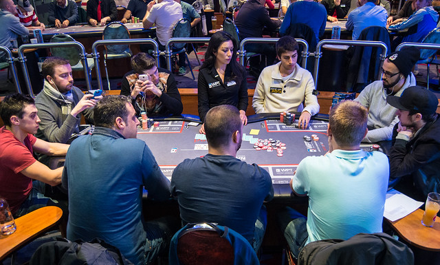 WPT UK Unofficial Final Table