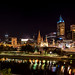 Melbourne and the Yarra River panorama by jtan163