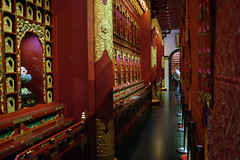 One Hundred Buddhas, Buddha Tooth Relic Temple