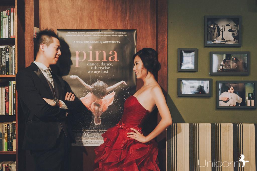 《PRE-WEDDING》BRYAN & JENNY 自助婚紗 / MAYBE MUSIC PUB、穆勒咖啡館