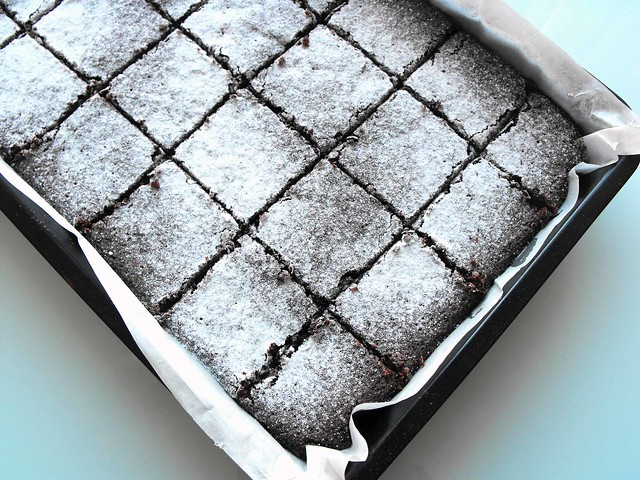 Brownies de beterraba