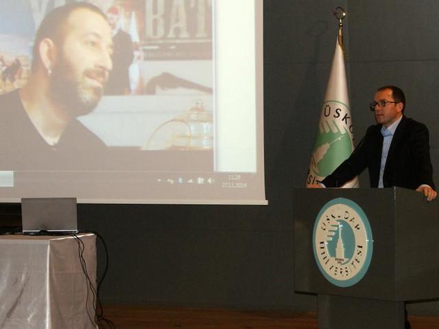 Belgesel Yapımcısı Cengiz Özkarabekir Belgesel Yapımını anlattı. 2