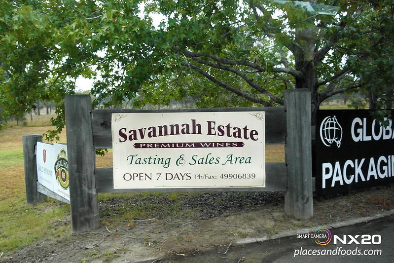 hunter valley savannah estate