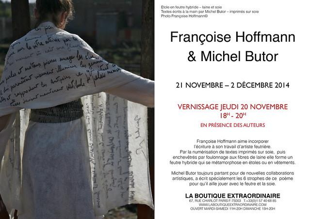 Françoise Hoffmann & Michel Butor