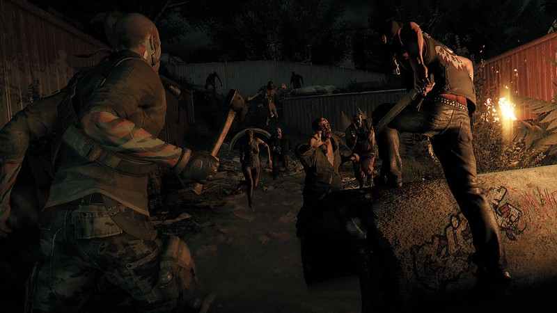 Dying Light On PS4 Is 1080p/30fps