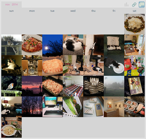 My ShutterCal - November 2014