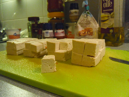 Slice and dice tofu