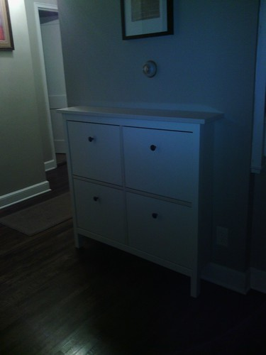 Oct 20 2014 IKEA shoe cabinet (4)