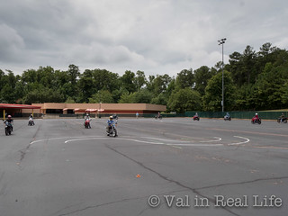 basic ridercourse - val in real life