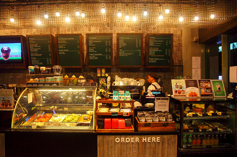 Caffe-Bene-Ordering-Counter