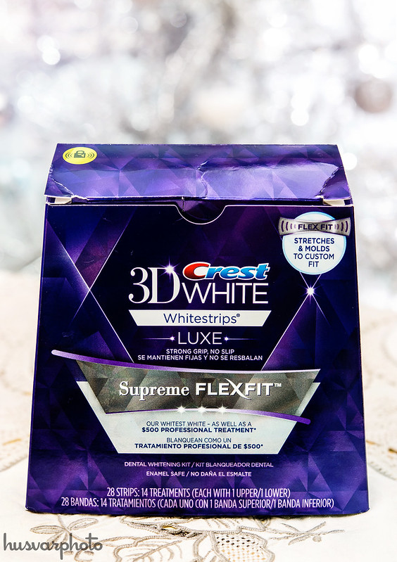 #CrestSupreme Crest 3D White Luxe Supreme FlexFit Whitestrips review