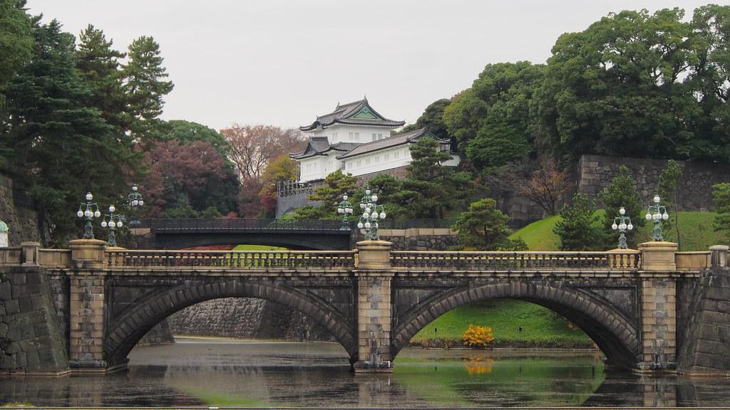 皇居 Tokyo Imperial Palace