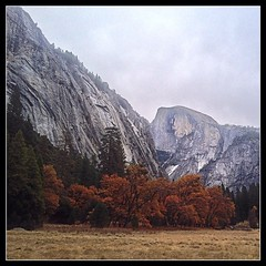 Royal Arches & Half Dome