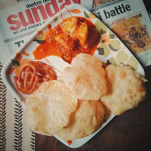 Happy Sunday bhuribhoj.