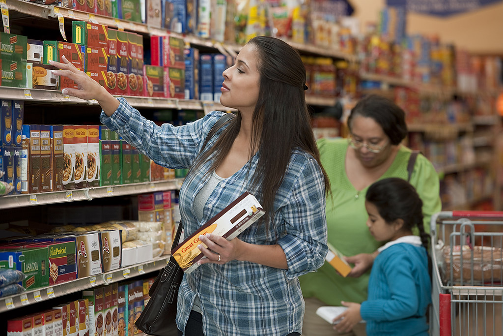 Nov 20 - SNAP - Grocery Shopping