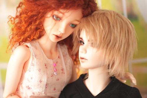 Narae 416 & Soul doll Shaun