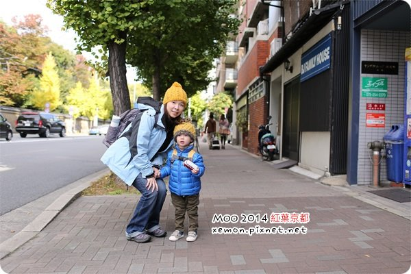 小哆哆 & 媽媽