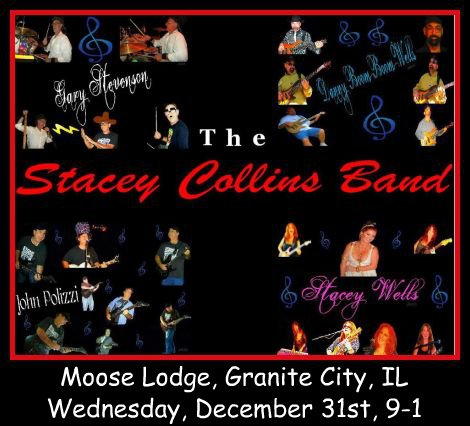 Stacey Collins Band 12-31-14