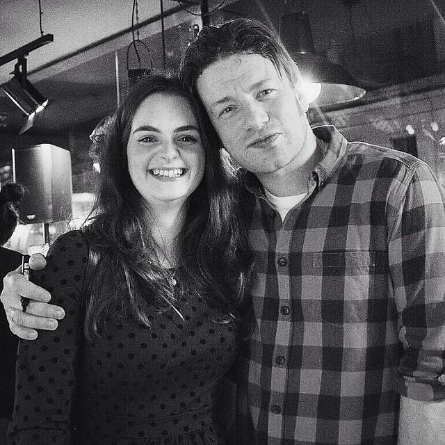 Rachel Phipps & Jamie Oliver
